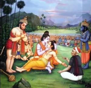 Sri Laxman Injured