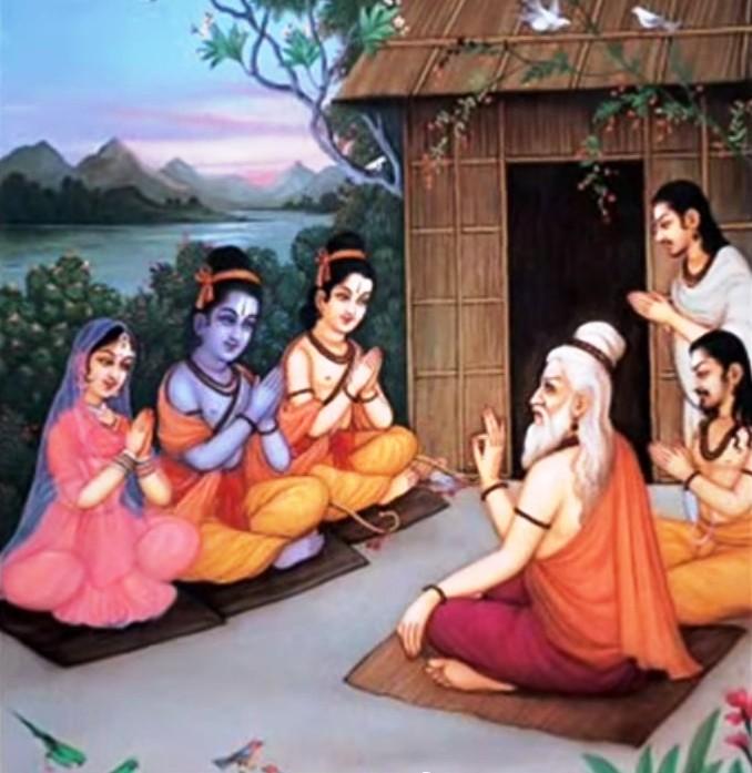 Guru Shishya SarwatoBhadra