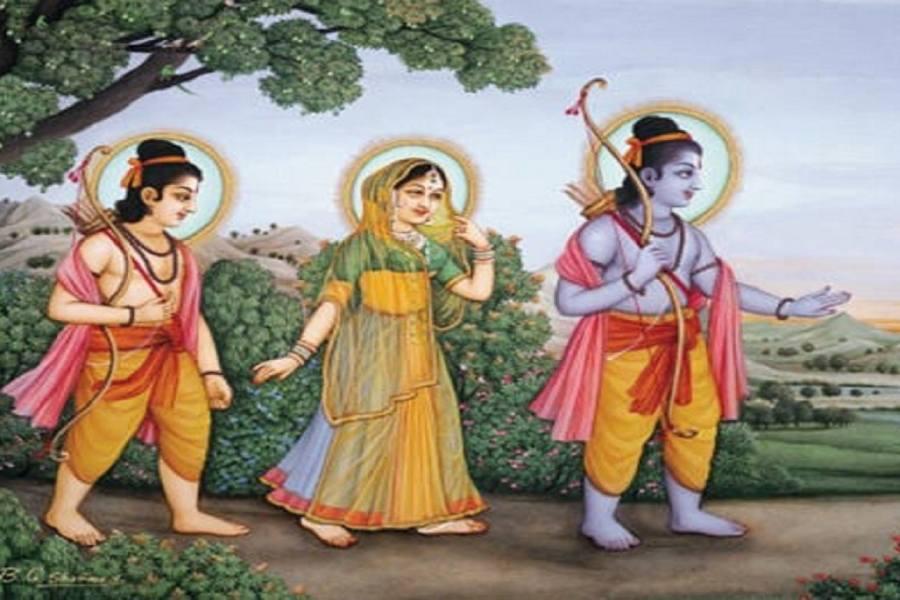 Lord Shri Ram Chandra - Home